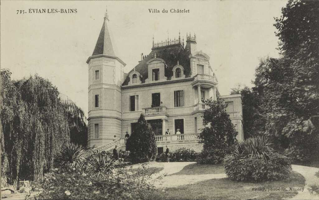 Grande Villa du Châtelet