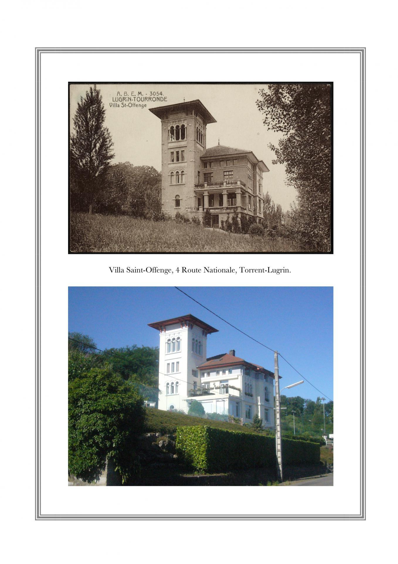 Villa Saint-Offenge, 4 Rte Nationale (Torrent, Lugrin)