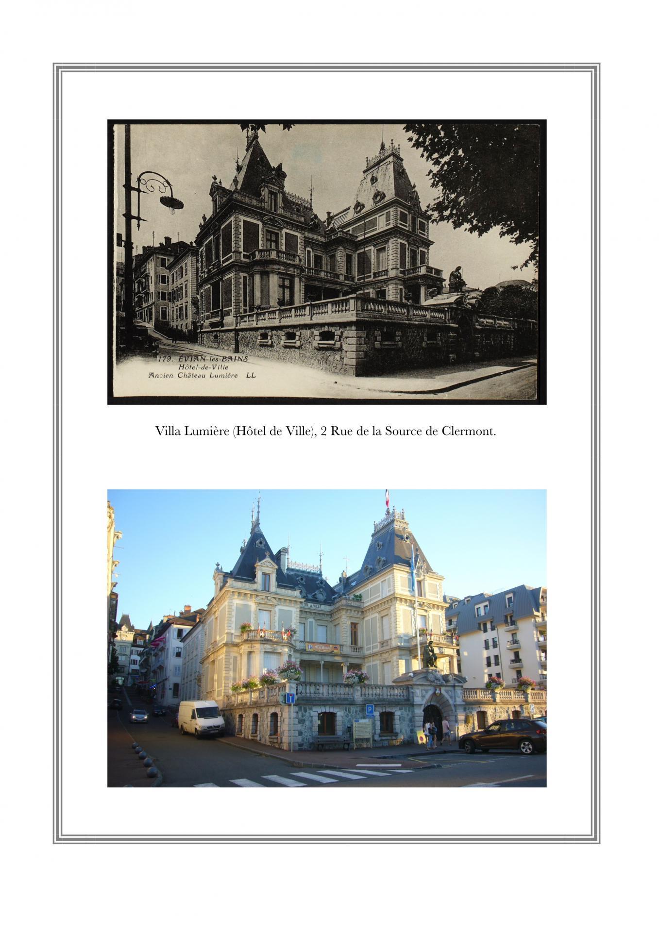 Villa Lumière - 2, rue de la Source de Clermont