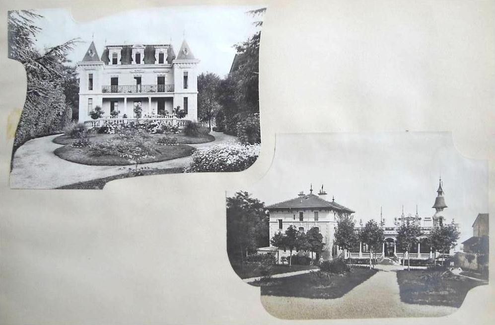 Deux villas du domaine