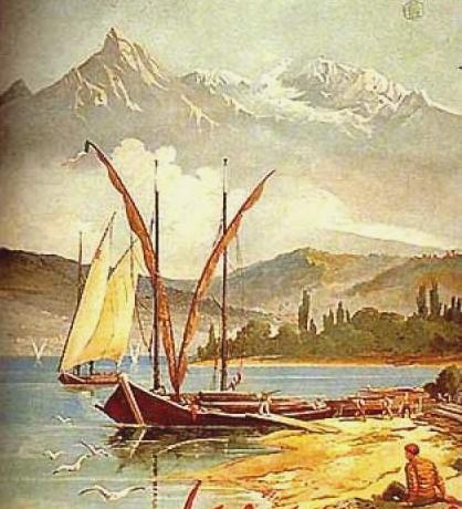 Barque Léman